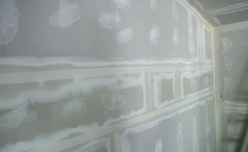 Dry Wall Tape & Jointing