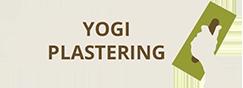 Yogi Plastering Logo